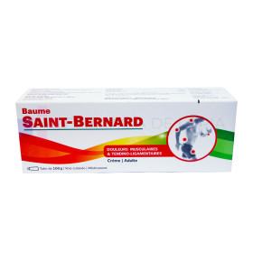 BAUME SAINT BERNARD