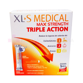 XLS MEDICAL MAX STRENGHT 120 COMP