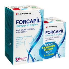 FORCAPIL PACK 180+60 COMP.