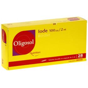 LABCATAL OLIGOSOL YODO 28 AMP