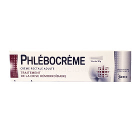 PHLEBOCREME CR RECTALE TUB 30G