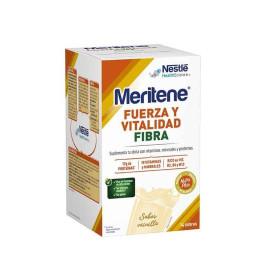 MERITENE FIBRA VAINILLA 14 SOBRES