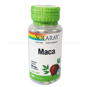 SOLARAY MACA 525 MG 100 VEGCAPS