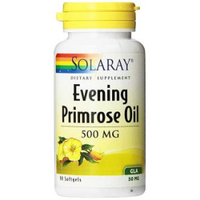 SOLARAY EVENING PRIMROSE OIL 90 PERLAS