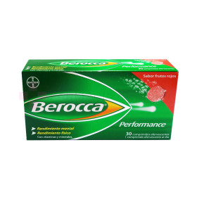 BEROCCA PERFORMANCE FRUTOS ROJOS 3