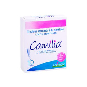 BOIRON CAMILIA 10 UNIDOSIS DE 1ML