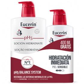 EUCERIN PH5 LOCION HIDRATANTE 1L+400ML