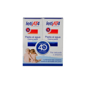LETI AT-4 PASTA DE AGUA (pack 2x75gr)