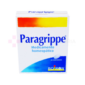 BOIRON PARAGRIPPE 60 COMP