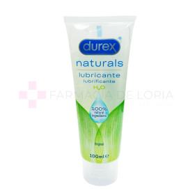 DUREX NATURALS GEL INTIMO H2O 100 ML