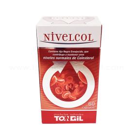 TONGIL NIVELCOL 60 CAPS