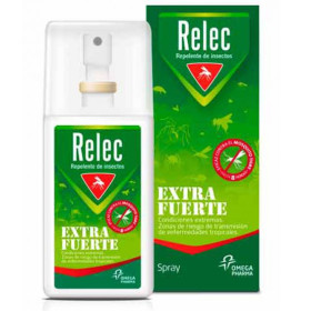RELEC EXTRA FUERTE SPRAY ANTIMOSQUITOS 75 ML
