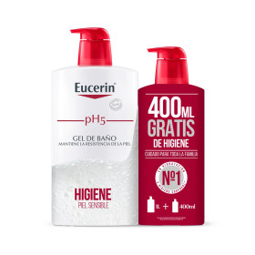 EUCERIN GEL 1L+400ML