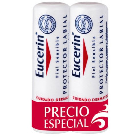 EUCERIN STICK LABIAL LOT DE 2