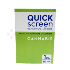 TEST CANNABIS QUICKSCREEN 1U