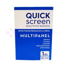 TEST MULTI-PANEL 5 DROGAS 1U REF. 53049