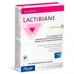 LACTIBIANE IMMUNO 30 COMP