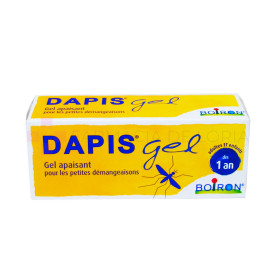 BORION DAPIS GEL CALMANTE 40G