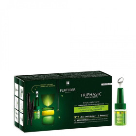 FURTERER TRIPHASIC SERUM ANTICAIDA 8