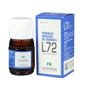 LEHNING L72 GOTAS 30ML