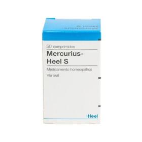 HEEL MERCURIUS HEEL S 50 COMPRIMIDOS