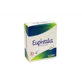 BOIRON EUPHRALIA COLIRIO 20 MONODOSIS 0.40ml