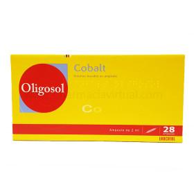 LABCATAL OLIGOSOL COBALTO 28 AMP