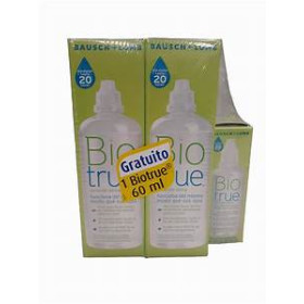 BIOTRUE PACK 2 x 300ML + BOTE DE VIAJE 30ML.