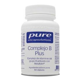 PURE COMPLEJO-B PLUS 60 CÁPSULAS