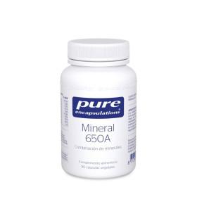 PURE MINERAL 650A 90 CÁPSULAS