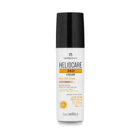 HELIOCARE 360 GEL OIL FREE BEIGE 50 ML