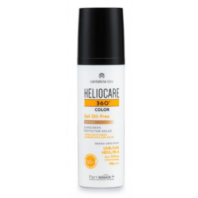 HELIOCARE 360 GEL OIL FREE BRONZE 50 ML
