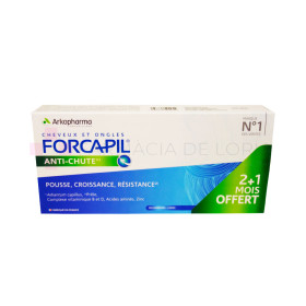 FORCAPIL ANTI-CHUTE 90CPR