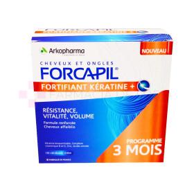 FORCAPIL KERATINE 180 CÁPSULAS