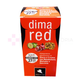 ABBE ROLAND DIMA RED METABOLAMI 60 CPR