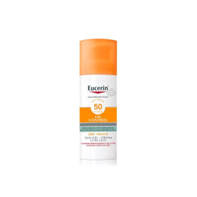 EUCERIN OIL CONTROL DRY TOUCH SPF50 50ML.
