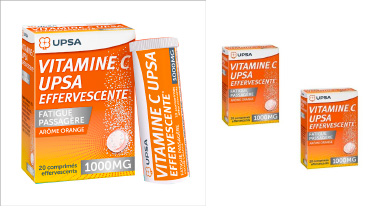 vitamina c upsa