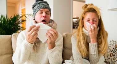 Resfriados y Gripes
